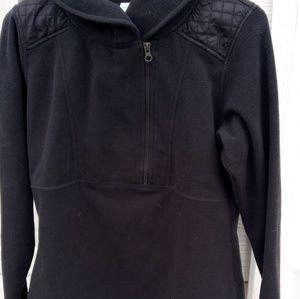 Columbia fleece half zip jacket super cute!